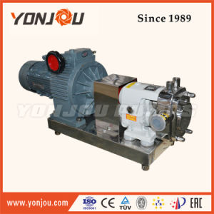 Sanitary Lobe Pump for Molasses pictures & photos