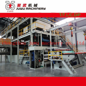 PP Single Die Spunbonded Nonwoven Machinery (S, Ss, SMS) pictures & photos