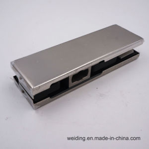 Stainless Steel Glass Door Patch Fitting Clamp