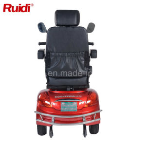 High Speed 950W Brush Motor 3 Wheels Tricycle Mobility Scooter pictures & photos