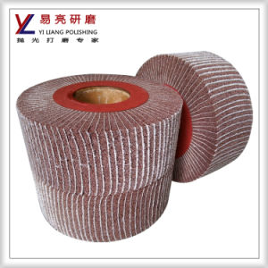 Flap Wire Grinding Wheel for Aluminum Golf Head Abrasive
