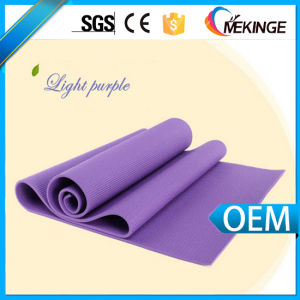 Cheap Non-Toxic Custom PVC Yoga Mat with Strap