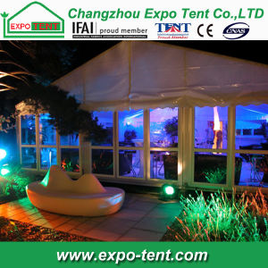 PVC Fabric Cover Marquee Wedding Tents for Sale, Clear Span Tents pictures & photos