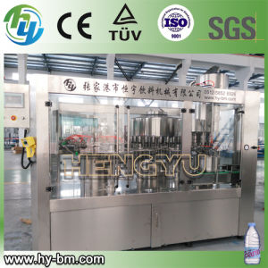 Ce Automatic Liquid Bottle Bottling Line / Water Filling Machinery pictures & photos