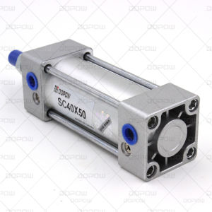 Dopow Sc40X50 Cylinder Standard Pneumatic Cylinder pictures & photos
