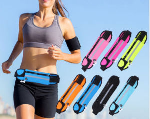 Customed Logo Colorful Waterproof Sport Waist Bag pictures & photos