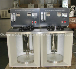 Gd-12579 Lubricating Oil ASTM D892 Foaming Characteristics Tester pictures & photos