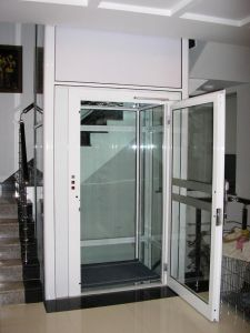 Qualified Observation Passenger Home Elevator for Villa pictures & photos