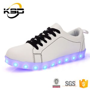 China Led Light Up Shoes Manefacturer Factory Supplier From