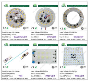 220V LED Light Module 7W 650lm AC LED Module