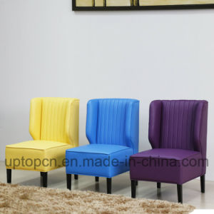 Various Colors Modern Leisure Restaurant Chair with Wooden Leg (SP-HC578) pictures & photos