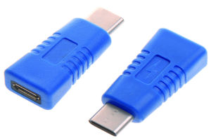 USB3.1 Type C Male to Micro USB2.0 Female Adapter