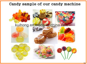 Kh 150 Jelly Candy Production Line Equipments pictures & photos