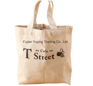Promotional Organic Cotton Bag with Custom Printing