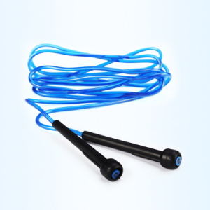 Single Fitness Speed Jump Rope pictures & photos