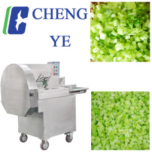 3.3kw Vegetable Slicer/Cutting Machine with Ce Certification pictures & photos