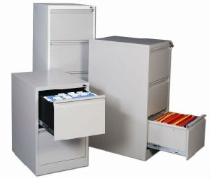 Steel Filing Cabinets with 2~4 Drawers (JH-2C/3C/4C)