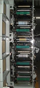 Flexo Printing Machine (LRY-330) pictures & photos