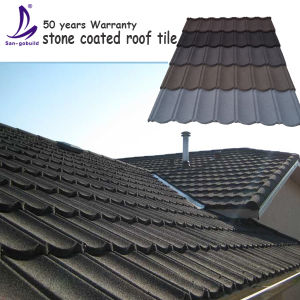 China Top Sale Building Materials Colorful Sand Metal Roofing Shingles Price Malaysia Stone Coated Metal Roof Tile China Price Malaysia Stone Coated Roof Tile Colorful Sand Stone Coated Roof Shingle