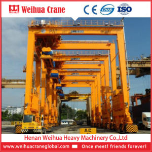 Double Girder Gantry Crane (MG400+400T) pictures & photos
