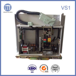 Zn63 (VS1) 12 Kv-2000A Indoor High-Voltage Vacuum Circuit Breaker