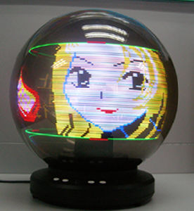 China LED Message Ball Display Animations - China Led