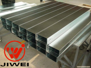 500mm Metallic Cable Tray Manufacturer in China with CE/SGS Certificates
