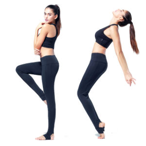 Blank High Waist Workout Legging pictures & photos