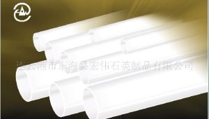 Milky White Quartz Rod