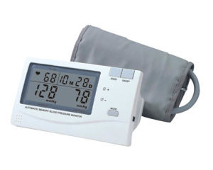 Cheap Price Full Automatic Electronic Blood Pressure Monitor pictures & photos