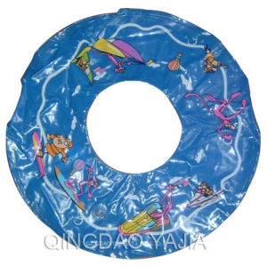 PVC Inflatable Children Swimming Ring (YJ07-21)