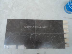 Chinese Marble Tile Empire Brown for Flooring and Wall pictures & photos
