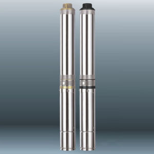 Deep Well Submersible Pump with Ce (QJD6 Series)
