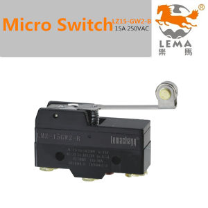 15A 250V Micro Limit Switch Z15-GW2-B pictures & photos