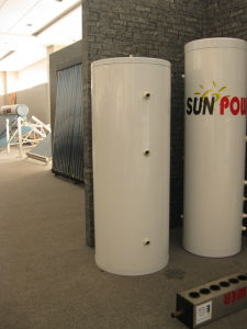 Pressurized Water Tank with 1 Coil (SPPT-200-1C) pictures & photos