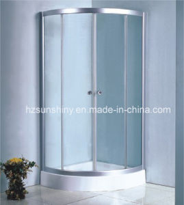 Popular Shower Room in White, CE Approved (SW-8312)