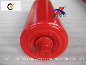 Cement Steel Roller Idler for Belt Conveyor/Trough Idler pictures & photos