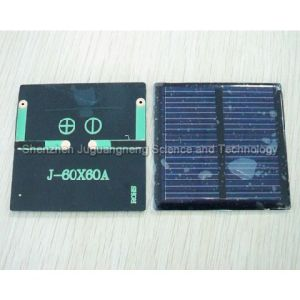 Mini Solar Panel, Small Solar Panel for Solar Lawn Lights (J-60X60) pictures & photos