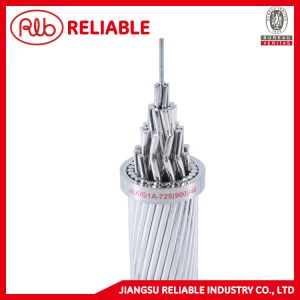 Aluminum Conductor, Aluminum Clad Steel Reinforced (ACSR/AW)