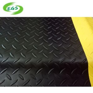 Industrial ESD PVC Anti Fatigue Anti Slip Rubber Mat pictures & photos