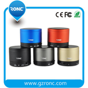 Top Supplier Wireless Portable Bluetooth Speaker with HD Sound and Bass