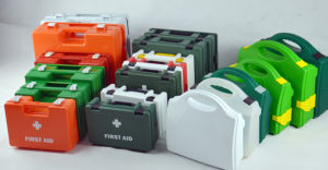 ABS Hard Plastic Wall Bracket Waterproof IP68 First Aid Kit pictures & photos