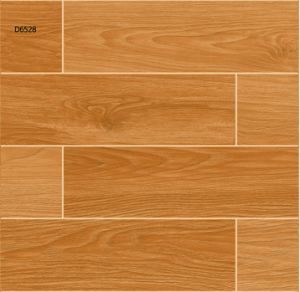Color Wood Grain Ceramic Floor Tiles
