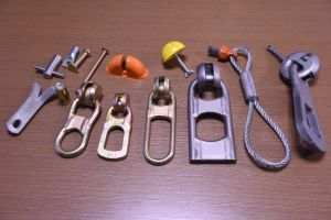 Construction Hardware Pin Anchor Ring Clutch for Precast Concrete Lifter pictures & photos