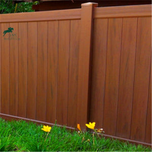 ASTM Certified Vinyl Fence / PVC Fence / Privacy Fence