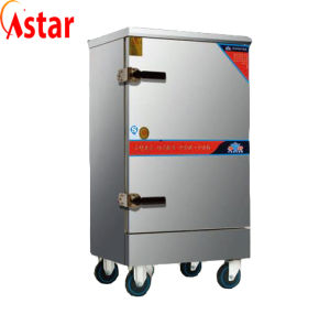 China Commercial Kitchen Steamer for Seafood 8 Tray Stainless Steel ...