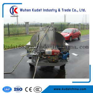 Mobile Asphalt Distributor in Trailer Style pictures & photos