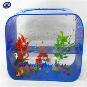 Wholesale Acrylic Cylinder Self-Cleaning Fish Breeding Tank pictures & photos