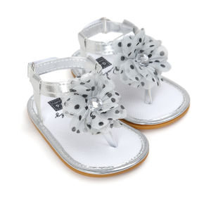 Baby Girl Summer Prewalker Sandals First Walkers Various pictures & photos