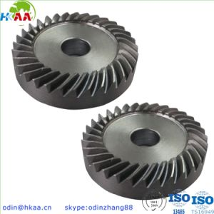 Spiral Bevel Gear for Reduction Transmission Gearbox pictures & photos